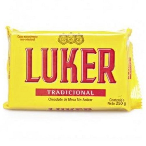 Chocolate Luker 250 gr