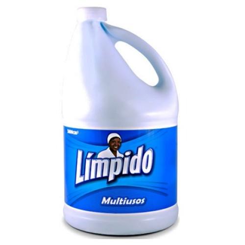 Limpido Multiusos 3800 ml