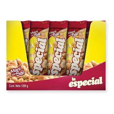 Mani La Especial 50 gr  x 24 unid