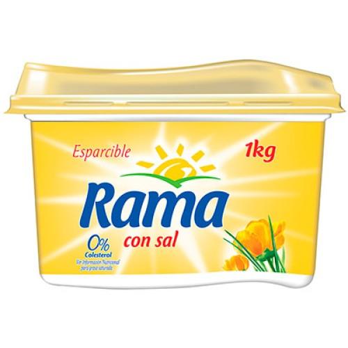Mantequilla Rama 1000 gr