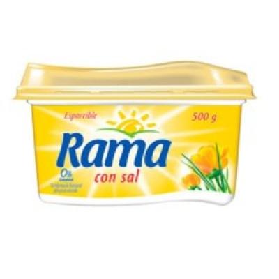 Mantequilla Rama 500 gr