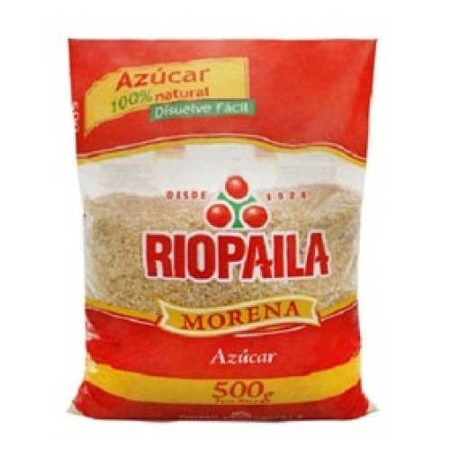 Azucar Morena Rio paila 500 gr