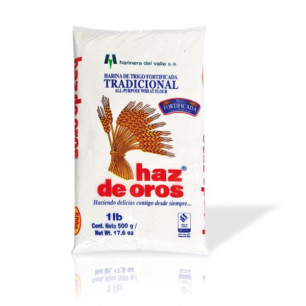 Harina Haz de Oros 500 gr
